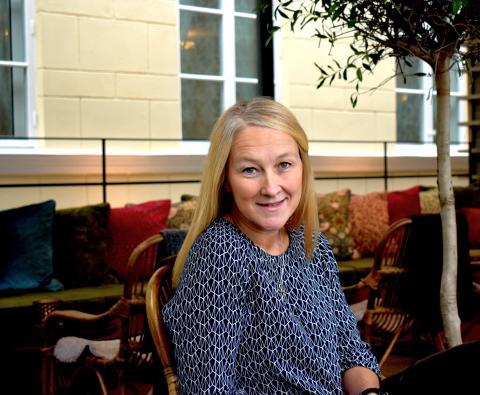Sofie Andersson blir ny Marknadschef för Färna Herrgård