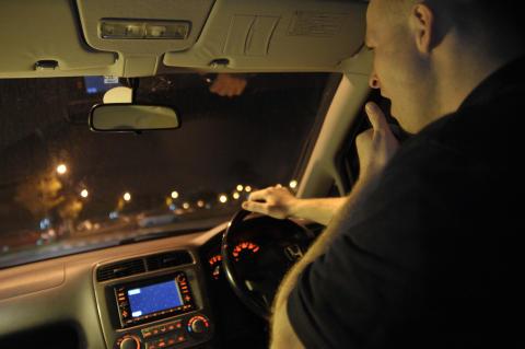 Hver fjerde unge bilfører har sovnet bak rattet