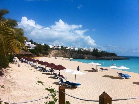 Nyhet: Ving startar charter till karibiska St Martin/St Maarten