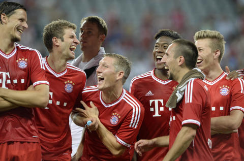 Bundesligapremiär på Eurosport 2