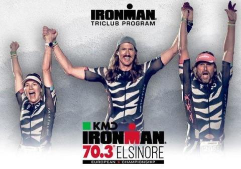 Iron Man Tri club Program