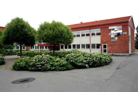 Brännanskolan i Skellefteå