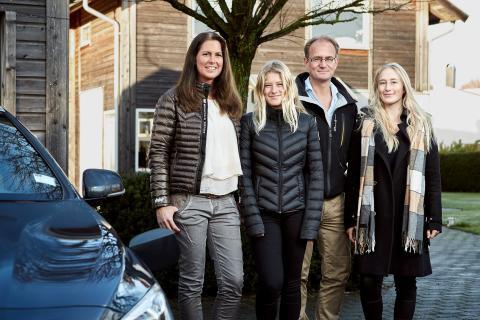 Volvo Cars sätter människan i centrum vid utvecklingen av självkörande bilar