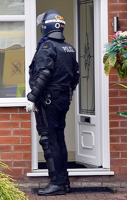 Warrants executed on Tuesday 25 June