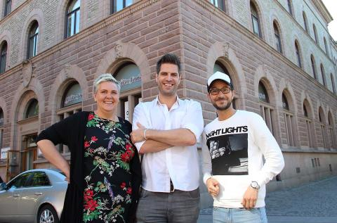 Premiär för Gävles nya nöjespalats Hits For You