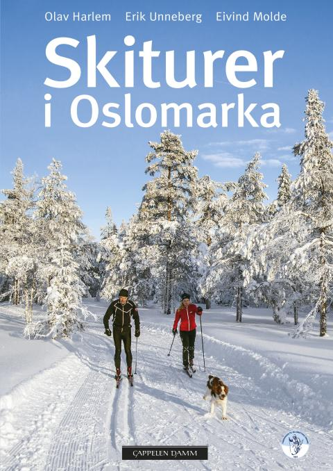 Finn inspirasjon til flotte skiturer i Oslomarka