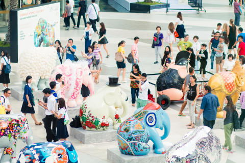 ​Have You Herd? Anantara's Elephant Parade Bangkok Auction Raises Millions for Charity
