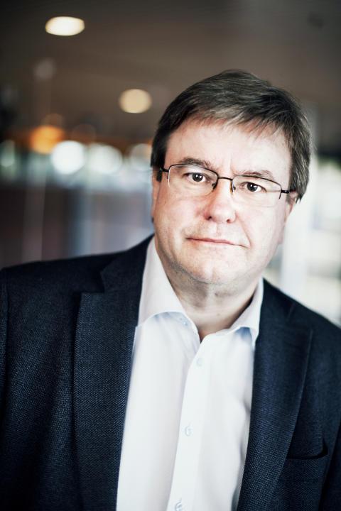 Curt Hagquist, professor i folkhälsovetenskap