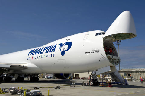 Panalpina chooses BT to transform global communications infrastructure