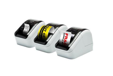 Brother QL-800 serien etikettskriver