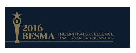 Mercuri International announced as a Finalist at the British Excellence in Sales & Marketing Awards 2016