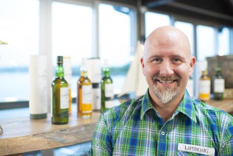 Håkan Dahlberg, paneldeltagare (Vi Älskar Whisky)