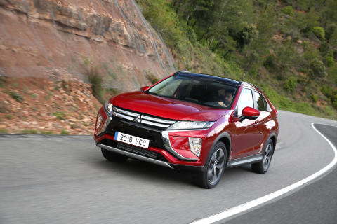 Eclipse Cross 2017