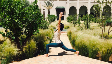 NOSADE starts first Yoga Garden project in the world