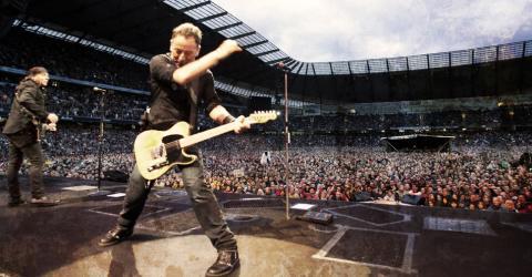 Bruce Springsteen på bio 22 juli!