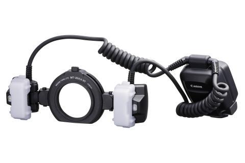 Canon lyser upp rummet med det kraftfulla och anpassningsbara blixtaggregatet MT-26EX-RT