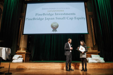 Årets Japanfond - Pinebridge Investments Japan Small Cap Equity