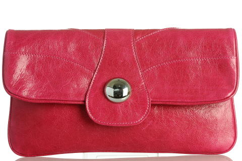 The Krew Clutch - Hibiscus LIMITED EDITION