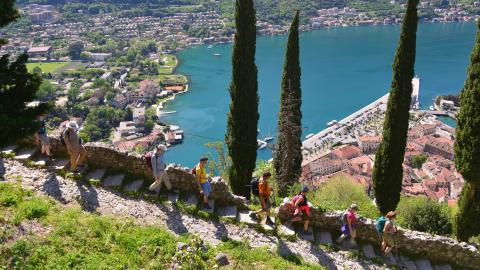 Montenegro vandring