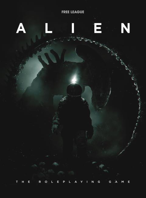 Alien RPG cover art