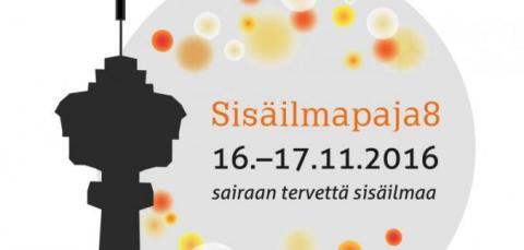 Inspecta mukana Sisäilmapaja8:ssa 16.-17.11.2016