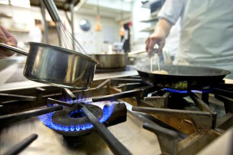 Scandicin keittiöissä siirryttiin biokaasuun