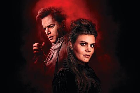Dracula - opera fylld av skräckromantik, viktorianskt mode, storslagna körer, krossade hjärtan, hämnd och blod