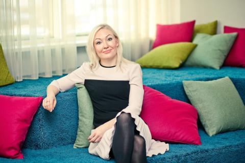 Kirke Saar, head of networks, Telia Norge