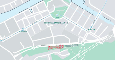 Ytterligare markanvisning i Hammarby sjöstad föreslås till Humlegården