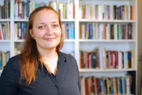 Ingrid Blomsnes Solheim