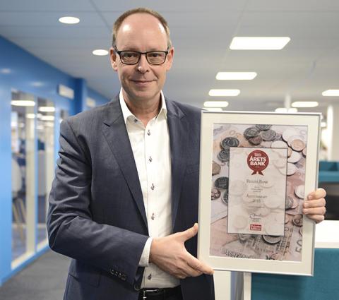Loyo tilldelas Privata Affärers utmärkelse Årets Bankapp