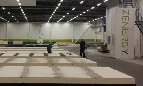Leveranser från nya fabriken i Skillingaryd har påbörjats