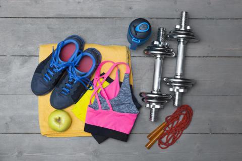 Spar stort når du køber fitness udstyr