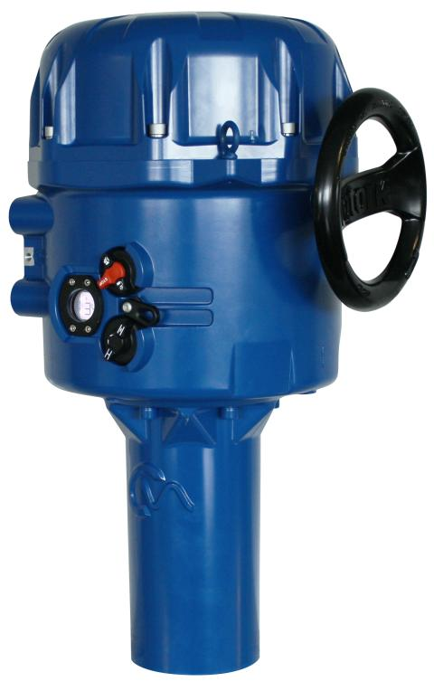 Rotorks CMA range expands for improved control valve automation