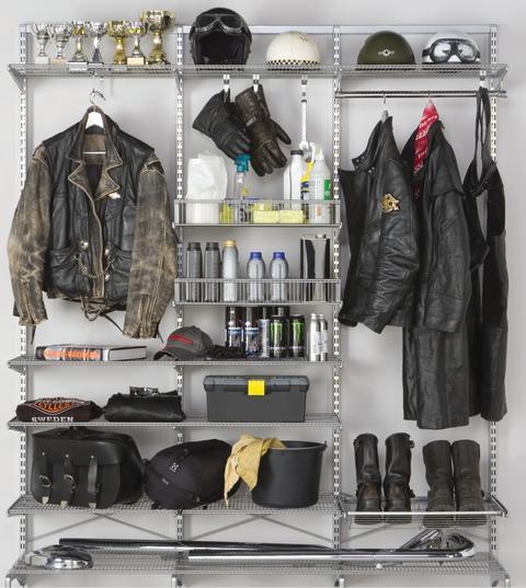 Functional storage Garage March 2019