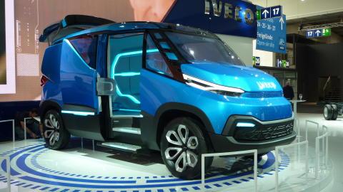 """""""Iveco Vision"""" bygger på virksomhedens lange erfaring og omfattende ekspertise i bæredygtige transportløsninger"""