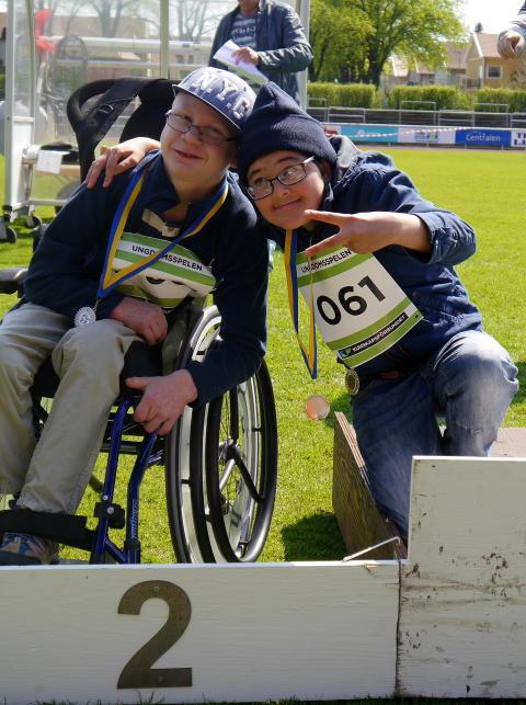 Handikappidrottsdag på Skara Sommarland den 6 juni