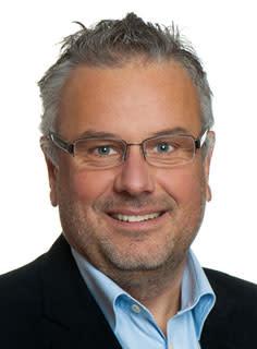 Stiftelsen Teknikdalens VD Sture Ericsson ser framåt, mot 2010