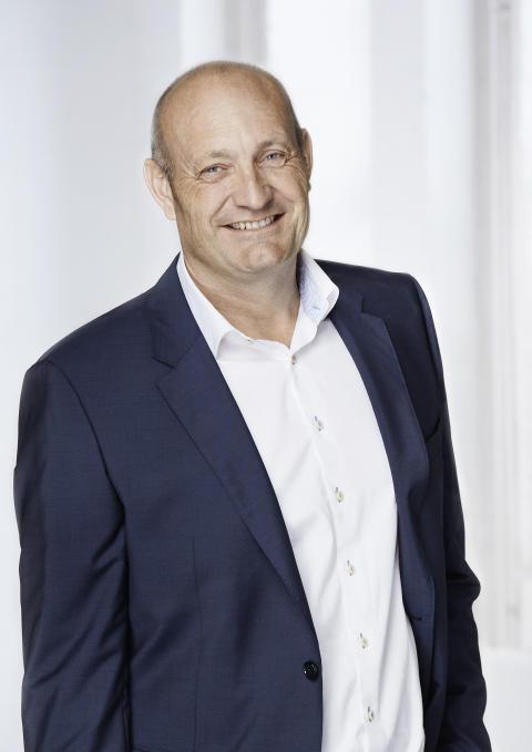 Jens Brammer, administrerende direktør
