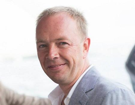 Anders Støver i Øyafestivalen