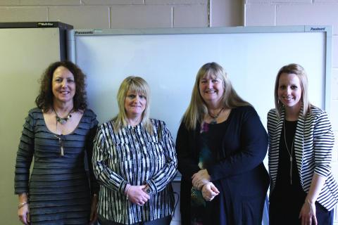 Deputy Minister Julie James AM visits Monwel Limited in Ebbw Vale