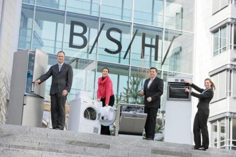 Bosch kjøper ut Siemens fra BSH Bosch Siemens Hvitevarer