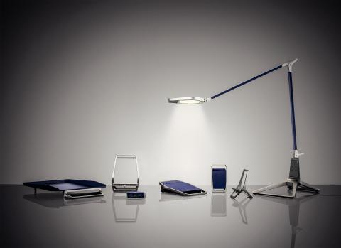 Smart LED lampe sortiment_Leitz Style