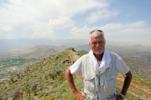 Lasse Bengtsson: intryck från Afghanistan