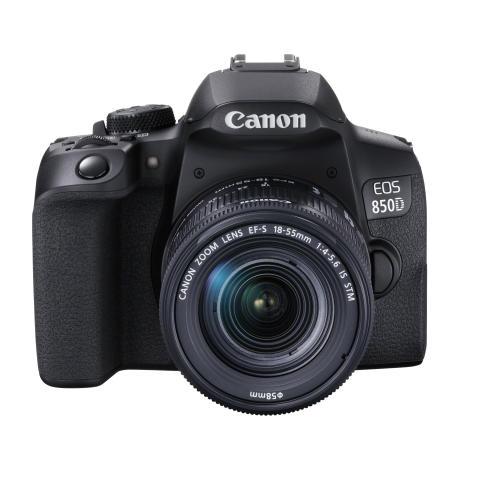 Opgradér din fotografering med Canon EOS 850D,  det perfekte allround DSLR-kamera