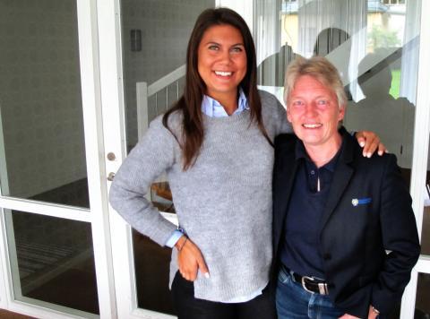 Sophie och Susanne Erlandsson