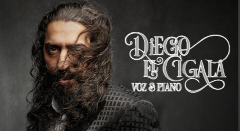 Diego El Cigala - världens vackraste flamencoröst - till Stockholm 15 november