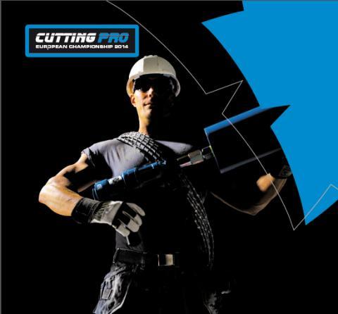 Tyrolit Cutting Pro Competition - verdens eneste internasjonale mesterskap for profesjonelle hulltagere!