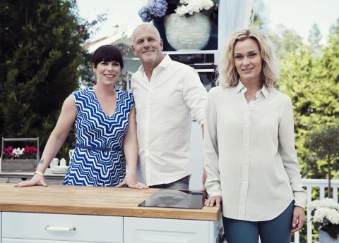 Hele Norge baker - Linda Roalstad, Pascal Dupuy, Line Verndal