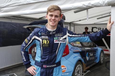 Toppduellen i RallyX Nordic fortsätter i Danmark